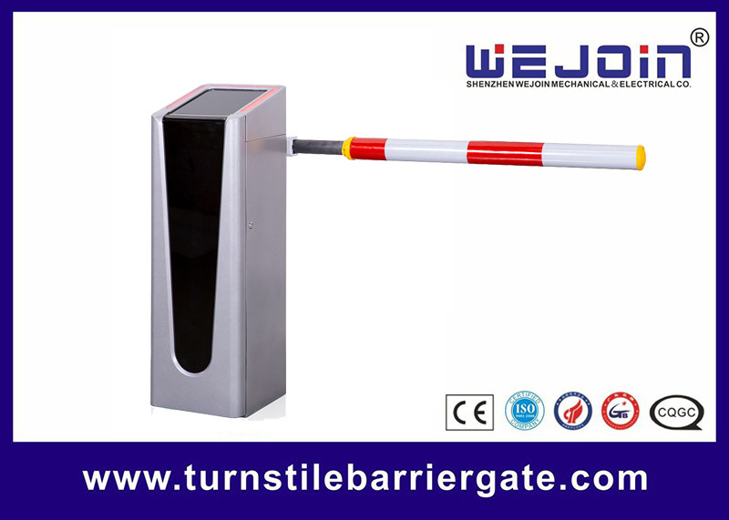 Carbon Fiber Round Boom Auto Barrier Gate System For Enterprises And Institutions supplier