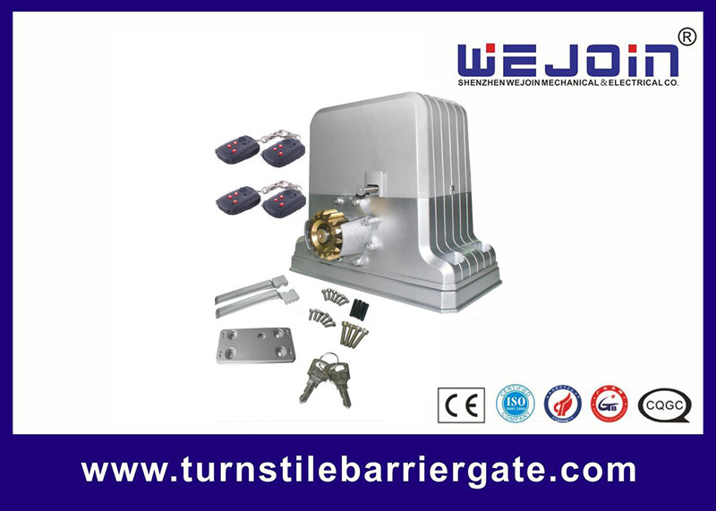 Home Automation Sliding Gate Motor Smooth Start Up For Residential Sliding Gates supplier