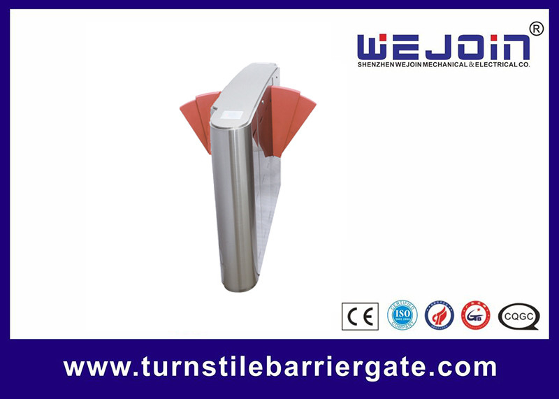 RFID Card Flap Barrier Gate Unique Structure Mechanism Gate Access Control Systems supplier