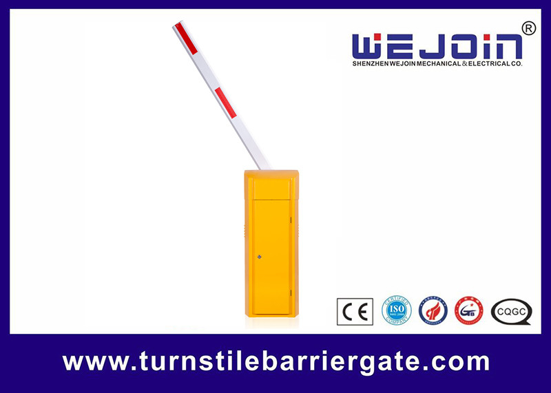 50 / 60Hz Electronic Barrier Gates , Parking Lot Barriers Quick Identification supplier