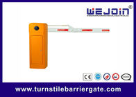 High Speed Toll Gate Orange Automatic Boom Bararier 220V/110V For Highway