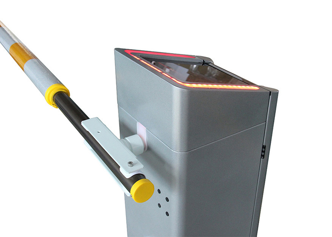 Arm Drop Automatic Parking Gate System , Parking Lot Barriers AISI304 Material