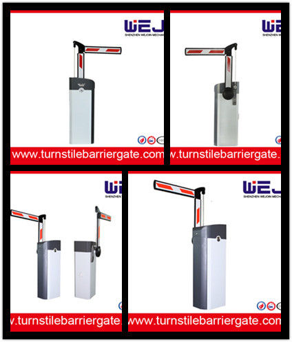 Automatic Access Control Barriers Parking Toll System High Speed IP44 Protection