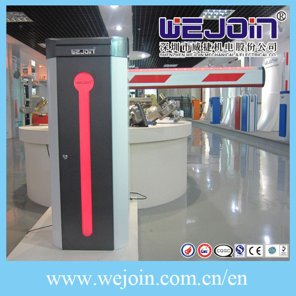 Intelligent Automatic Turnstile Access Control System Road Barrier Gate For Highway Toll